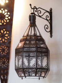 Moroccan Lantern - CL46 Clear
