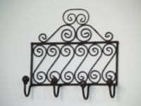 Moroccan Coat Hook Rack - CHR3