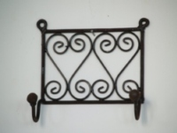 Moroccan Coat Hook Rack - CHR5