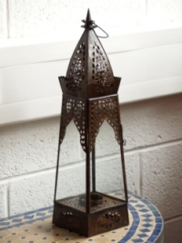 Moroccan Candle Lantern - CL17