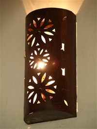 Moroccan Iron Wall Lamp - IWL24