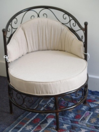 Moroccan Iron Chair - IC1