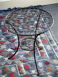 Moroccan Iron Table - S1
