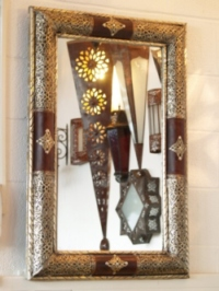 Large Moroccan Mirror - MD5-1