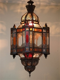 Moroccan Large Mosque Lantern - ML2 RA