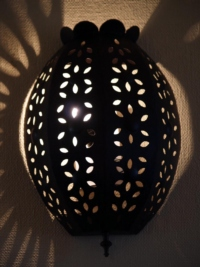 Moroccan Iron Wall Light - IWL10