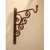 Moroccan Metal Lantern Bracket no. 1