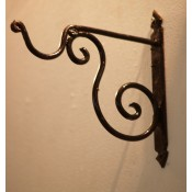 Moroccan Metal Lantern Hanging Bracket No.6