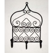 Moroccan Coat Hook Rack - CHR11
