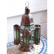 Moroccan Candle Lantern - CL15 - G2
