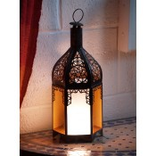 Moroccan Candle Lantern - CL43 FRA