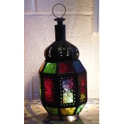Moroccan Candle Lantern - CL8 Multi