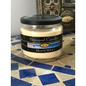 Beanpod Real Soy Scented Candle - Beach Walk
