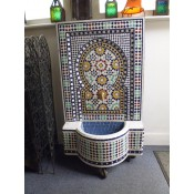 Moroccan Mosaic Fountain - Size 1