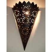 Moroccan Iron Wall Lamp Shade - IWL11