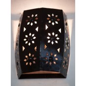 Moroccan Iron Wall Lamp - IWL23
