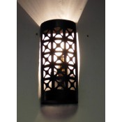 Moroccan Metal Wall Lamp - IWL17