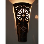 Moroccan Iron Wall Lamp Shade - IWL26