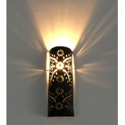 Moroccan Metal Wall Light Lampshade - IWL-A2