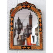 Moroccan Mirror - MD3 Henna4