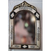 Moroccan Mirror - MD8 White