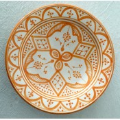 moroccan safi ceramic pottery bowl 