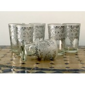 Moroccan Tea Glasses - FS