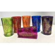 Moroccan Tea Glasses - TG20