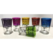 Moroccan Tea Glasses - TG23