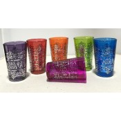 Moroccan Tea Glasses - TG25