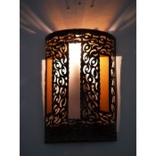 Moroccan Glass Wall Lamp Shades - WGL2 FRA