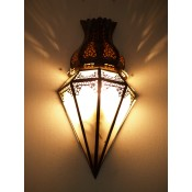 Moroccan Glass Wall Lamp Shades - WGL4