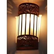 Moroccan Glass Wall Lamp Shades - WGL5
