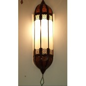 Moroccan Glass Wall Lamp - WGL10