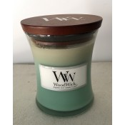 WoodWick Scented Candle - Cucumber