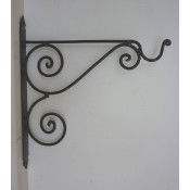 large moroccan iron lantern hanging bracket