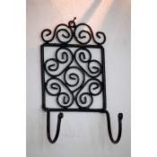 Moroccan Coat Hook Rack - CHR12