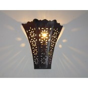 Moroccan Iron Wall Lamp Shade - IWL7